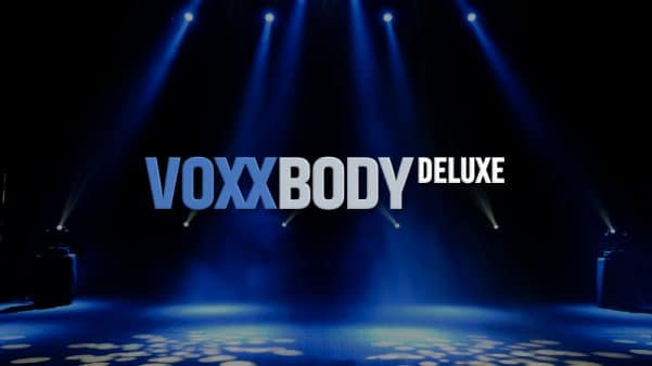 VOXXBODY® VOXXBODY Deluxe Workout - Checkout