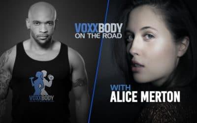 VOXXBODY On The Road: Alice Merton